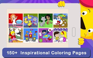 Pic Pen Coloring Book: Educational Game For Kids