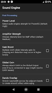 Power Audio Equalizer FX Apk 1.0.7 (PAID) Download Latest 5