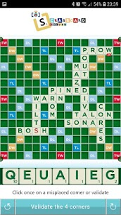 Scrabboard Solver – Scrabble Help and Cheating 3