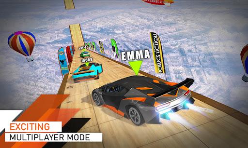 Impossible GT Car Racing Stunts 2021 Apkfinish screenshots 2
