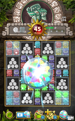 Glyph of Maya - Match 3 Puzzle 1.0.28 screenshots 10