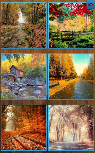 Autumn Jigsaw Puzzles android2mod screenshots 1