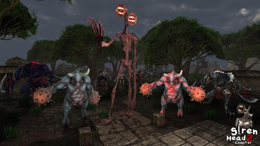 Siren Head Chapter 2- Survival Island Mod 2021  screenshots 1