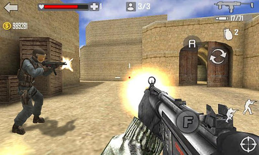 Shoot Strike War Fire  screenshots 14