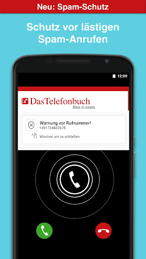 Das Telefonbuch with caller ID and spam protection  screenshots 1