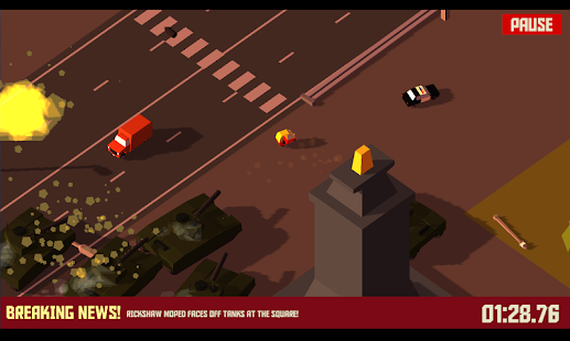 PAKO - Car Chase Simulator 1.0.8 Screenshots 13