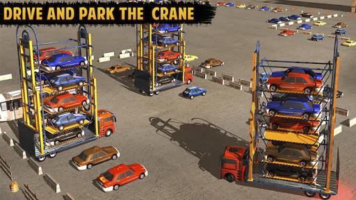 car parking crane n drifting screenshot 2