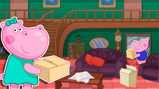Hippo in Seahouse: Hidden Objects for Kids  screenshots 1