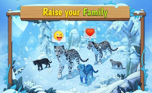 Snow Leopard Family Sim Online 2.3 screenshots 1