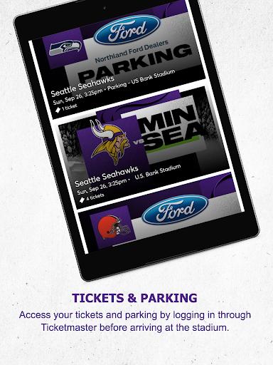 Minnesota Vikings Mobile android2mod screenshots 19