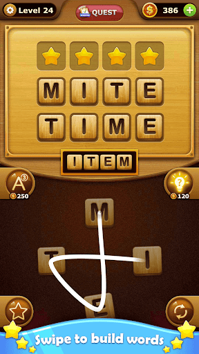 Word Connect : Word Search Games 6.3 screenshots 1