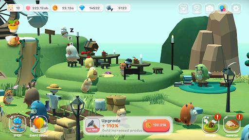 Hamster Village Apkfinish screenshots 7