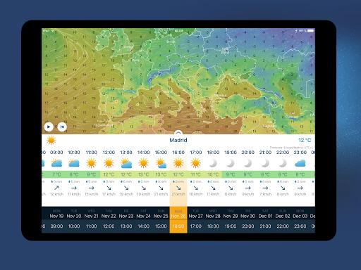 Ventusky: Weather Maps 14.0 Screenshots 14