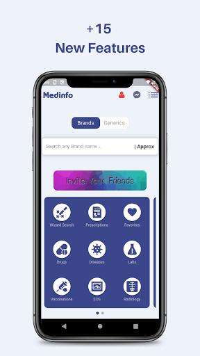 Medinfo: Medical information for doctors only  Screenshots 1