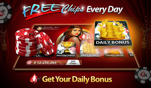 Krytoi Texas HoldEm Poker 11.1.3 screenshots 8