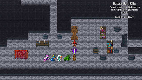 Siralim 2 (Monster Taming RPG) Screenshot