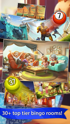 Bingo Blaze -  Free Bingo Games screenshots 3