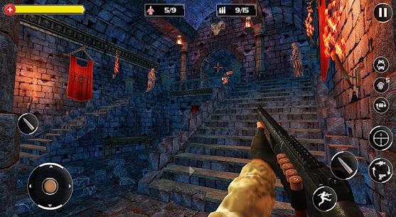 FPS Bắn súng chiến tranh – Counter Critical Strike Ver. 1.0 MOD APK | GOD MODE | DUMB ENEMY | NO ADS 1