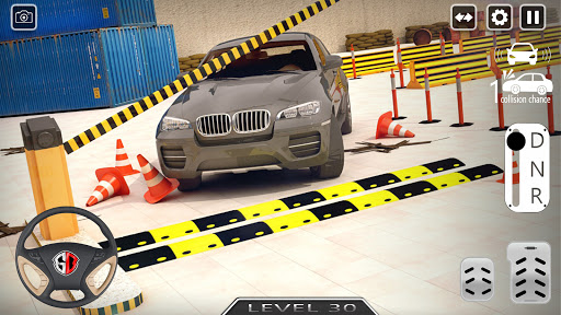Modern Car Parking Drive 3D Game - Free Games 2020  screenshots 5