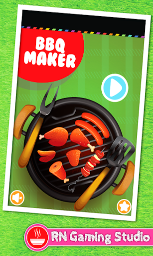 Barbecue charcoal grill - Best BBQ grilling ever 1.0.5 screenshots 6
