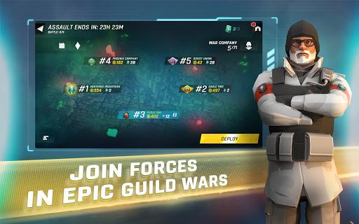 Tom Clancy's Elite Squad - Military RPG  screenshots 12