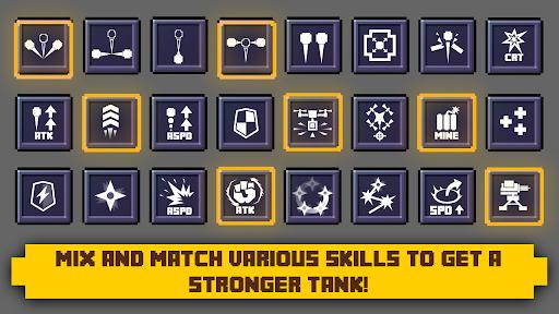 Super Tank Blast: Planet of the Blocks  screenshots 3