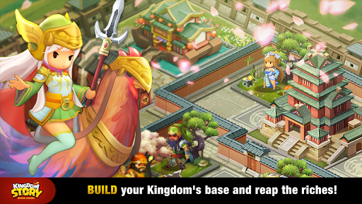 Kingdom Story: Brave Legion 2.58.1.KG screenshots 19