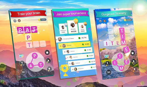 Word Ease - Crossword Puzzle & Word Game screenshots 5
