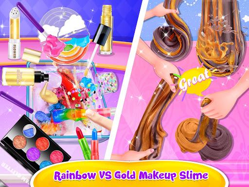 Make-up Slime - Girls Trendy Glitter Slime 2.0.2 screenshots 7