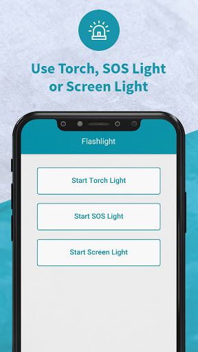 Flash Alert: Flashlight on Call and SMS android2mod screenshots 7