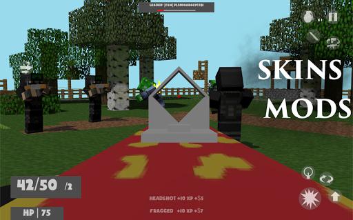 Legend Strike Zombie Sniper Shoot War Online screenshots 3