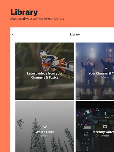 Dailymotion - the home for videos that matter  Screenshots 8