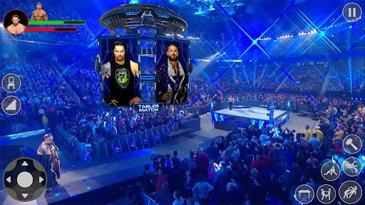 Real Wrestling Ring Championship: Wrestling Games  screenshots 2