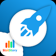 Statstory for Twitter - Analytics & Tracker Stats  Icon