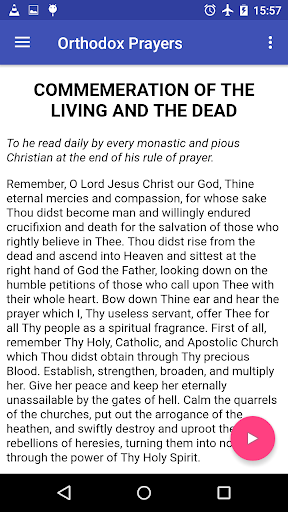 Foto do Orthodox Daily Prayers
