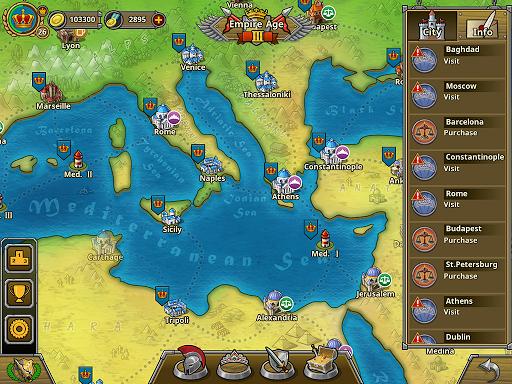 European War 5:Empire - Civilization Strategy Game  screenshots 7
