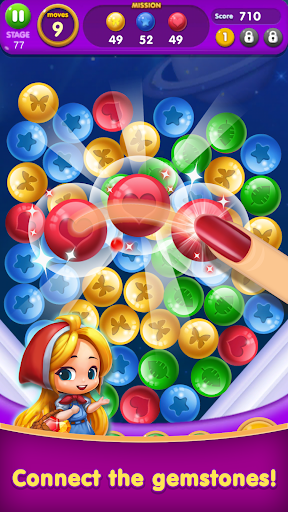 Jewel Stars-Link Puzzle Game 1.1015 screenshots 2