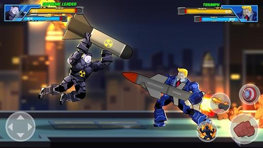 Robot Super Mod Apk: Hero Champions (UNLOCKED HEROES) 1