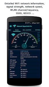 Download Network Signal Info Pro v5.69.42 (Paid) 2