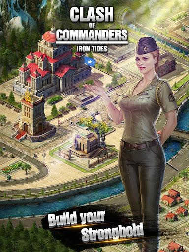 Clash of Commanders-Iron Tides 1.8.4 screenshots 7