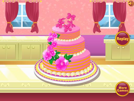 Wedding Cake Decoration - Sweet Cake Maker Games 1.0.9 screenshots 5