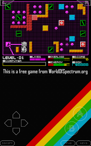 Speccy - Complete Sinclair ZX Spectrum Emulator 5.9 screenshots 11