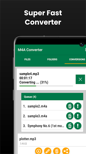 M4a To Mp3 Converter 17.2 screenshots 2