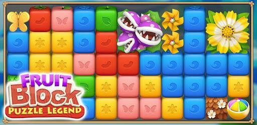Unduh Fruit Block - Puzzle Legend APK untuk Android - Versi Terbaru