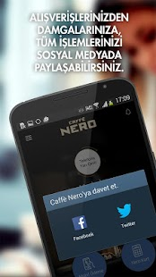 Caffè Nero Screenshot