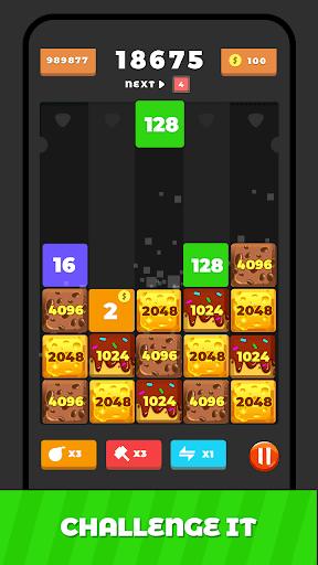 2048 Merge Number u2013 Free Merge Block Puzzle Games screenshots 6