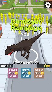 Dinosaur Rampage Hileli Apk Güncel 2021** 1
