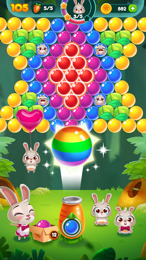 Bubble Bunny: Animal Forest 1.0.3 screenshots 5