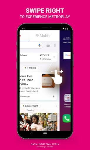T-Mobile Play  screenshots 1