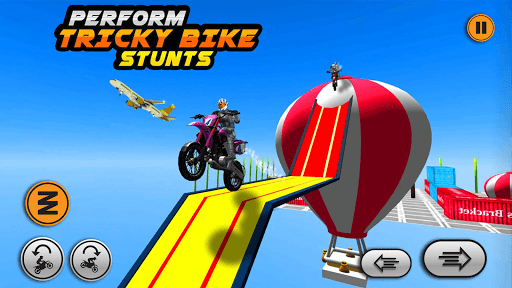Xtreme trail: 3D Racing - Offline Dirt Bike Stunts android2mod screenshots 9